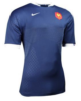maillot XV de France