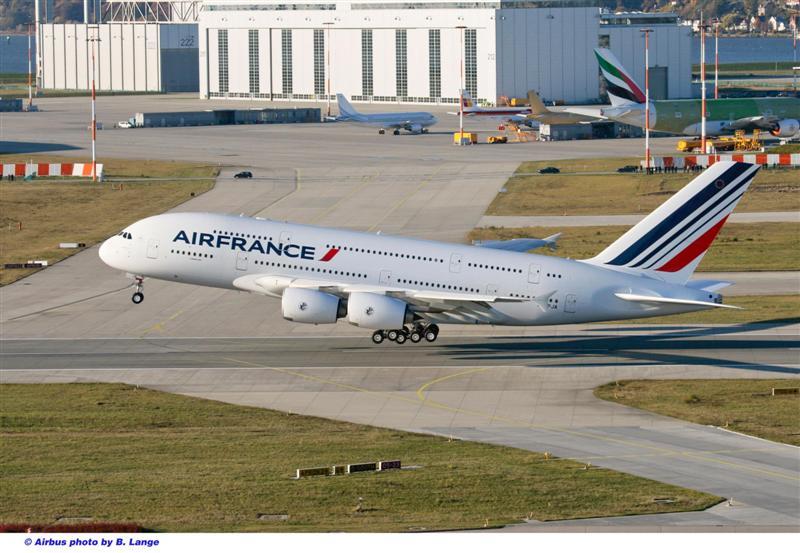 Airbus livre son 100e A380