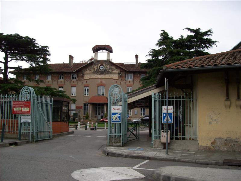 hôpital de Purpan