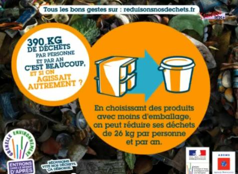 reduction des dechets