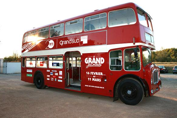bus grand sud formation