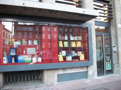Le CRDP situé au 68, boulevard de Strasbourg.