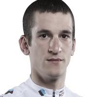 Le toulousain Blel Kadri, nouveau maillot à pois du Tour de France