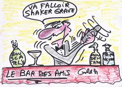Cocktail d'été de gold31 : Un veyr-moud dry sinon rien !