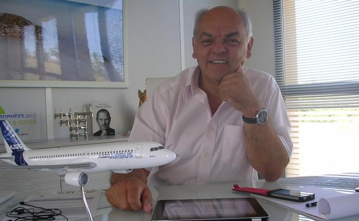 François Prigent, président-fondateur de Sovinty