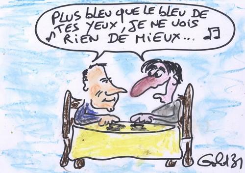 Municipales 2014 : Jean-Luc Moudenc et Gold 31... entre quatre yeux