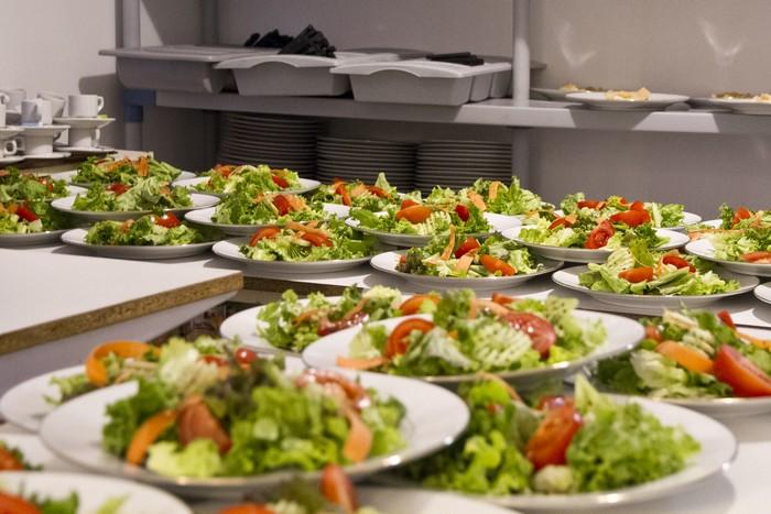 Recette salade buffet noel