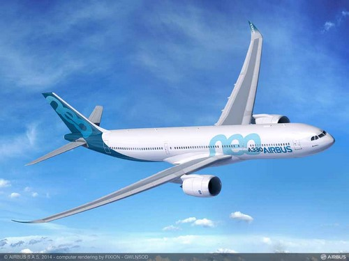 Airbus lance l'A330neo